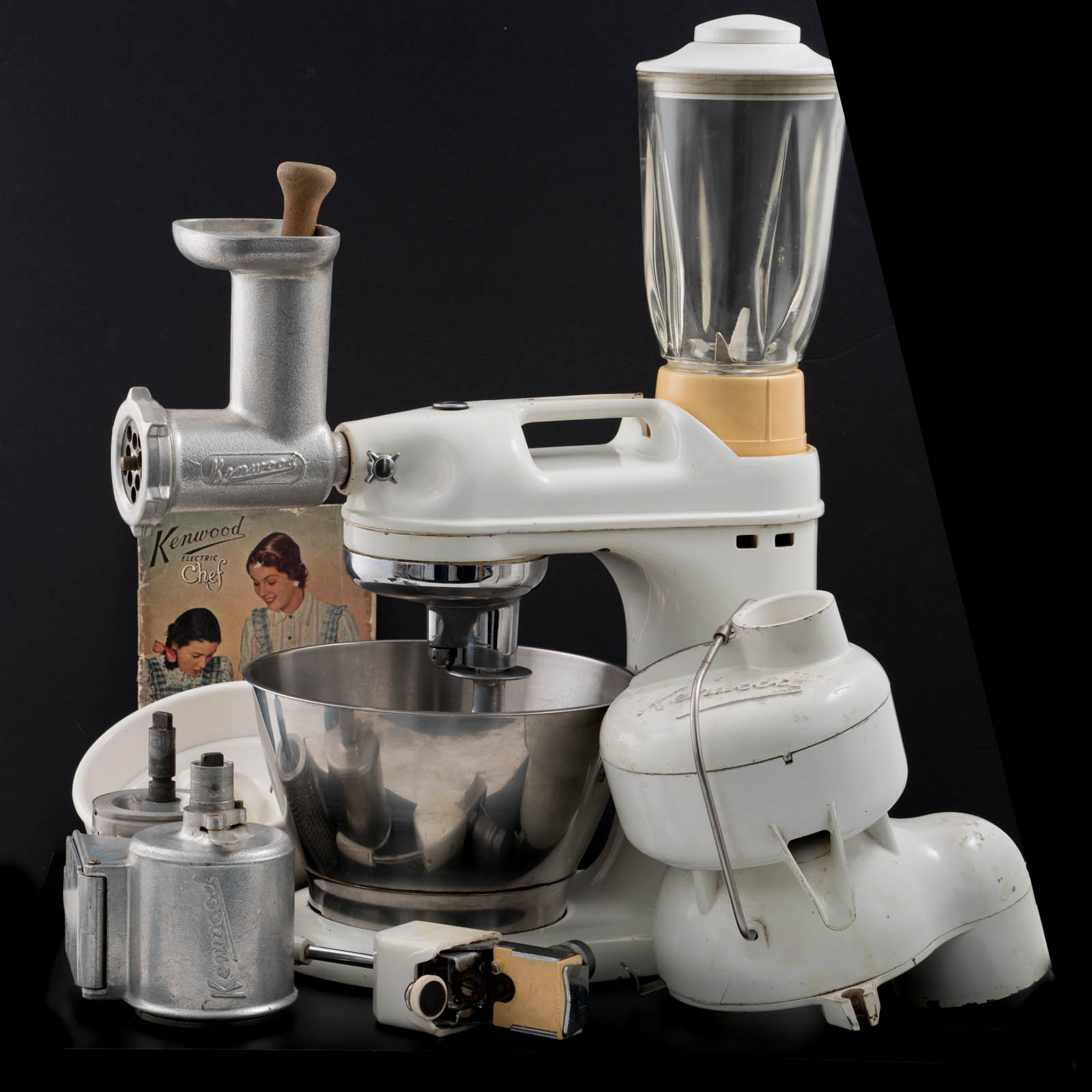 Kenwood Chef -18
