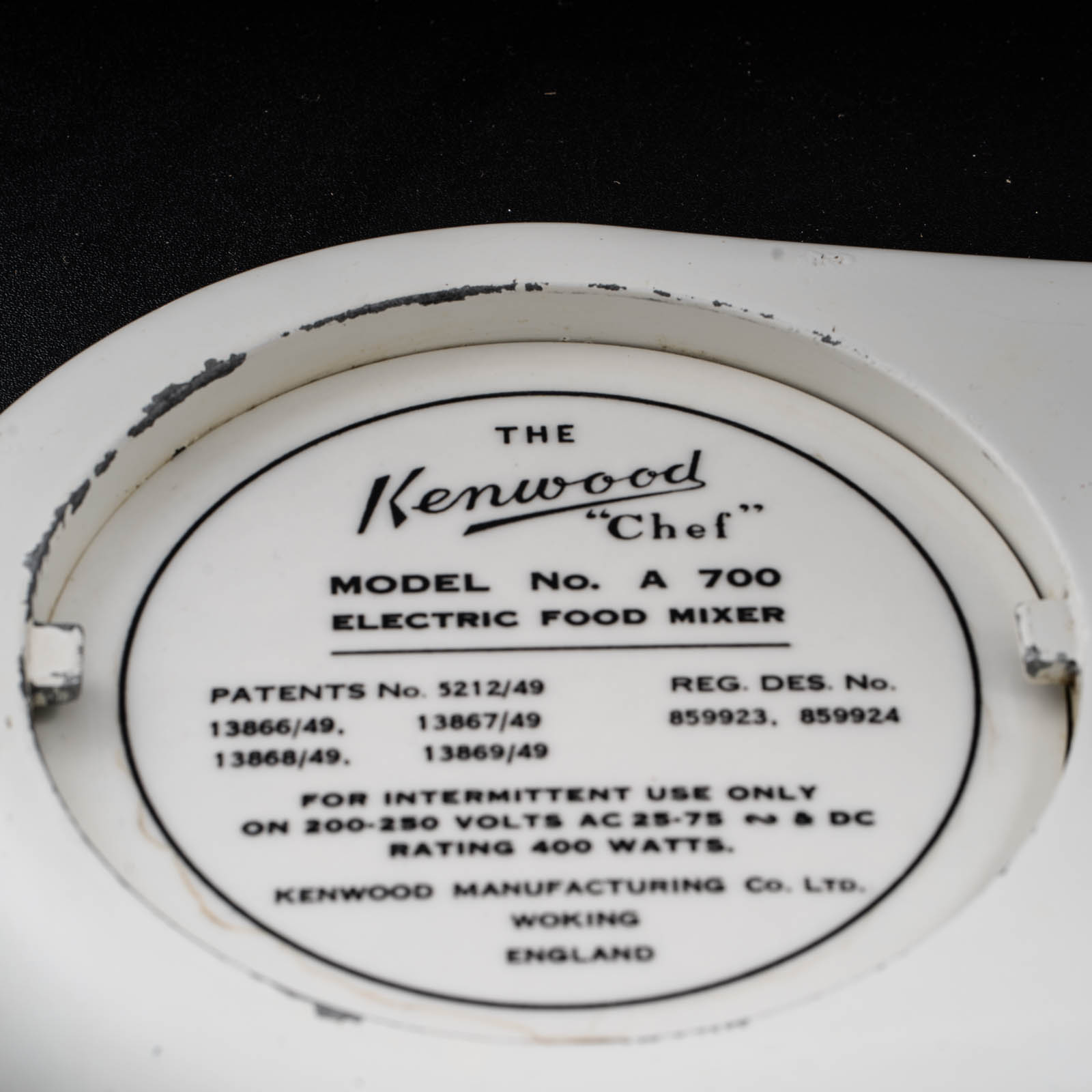 Kenwood Chef -23